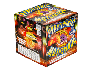 500 Gram Firework Repeater Pyrotechnic Motherload