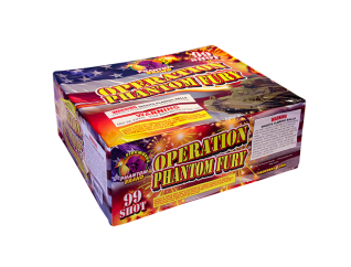 500 Gram Fireworks Repeater Operation Phantom Fury