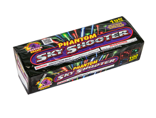 200 Gram Fireworks Repeater Sky Shooter