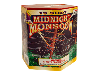 200 Gram Firework Repeater Midnight Monsoon