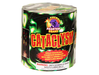 200 Gram Firework Repeater Cataclysm