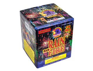 200 Gram Firework Repeater Rain of Fire