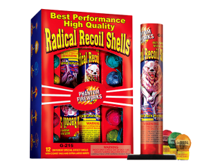 Reloadable Mortars Radical Recoil Shells