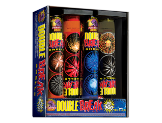 Tubes Double Break Shells