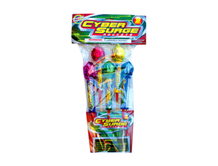 Bottle Rockets Cyber Surge Rocke