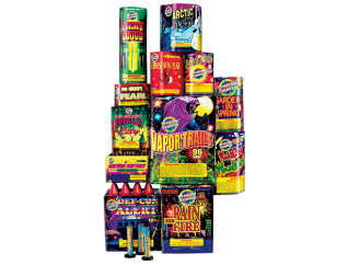 Fireworks Assortment Grand Finale Assortment
