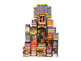 Fireworks Assortment Phantom Fireblast