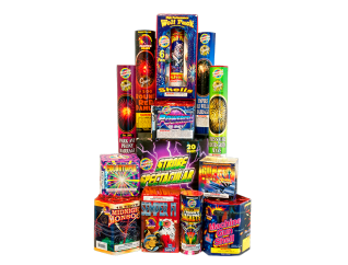 Fireworks Assortment Thunderfest Finale Assortment