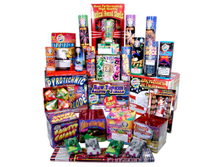 Fireworks Assortment Phantom Brothers Assortment