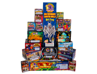 Fireworks Assortment The Max