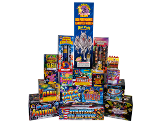 Fireworks Assortment Grounds for Divorce