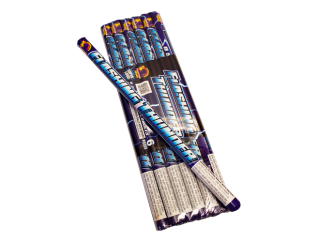 Roman Candles Flashing Thunder Candle