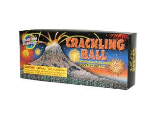 Firecrackers Crackling Ball 72 Count