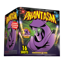 200 Gram Fireworks Repeater Phantasm II