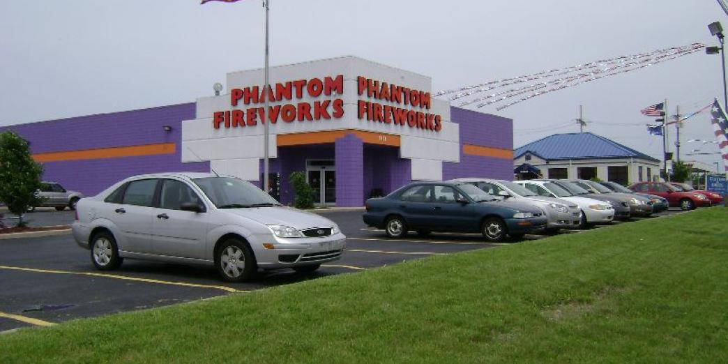 Phantom of Merrillville