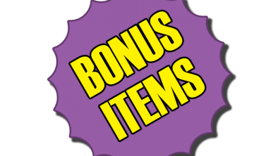 Bonus Items