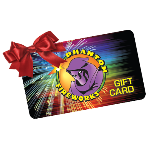 Phantom Fireworks Gift Card