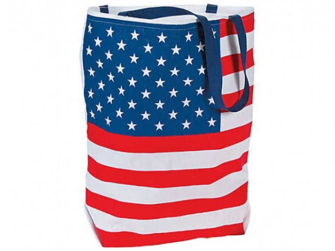 USA Large Tote Bag (Online Only)