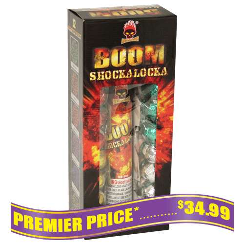 Boom Shockalocka Shell Kit