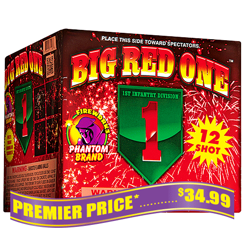 Big Red One, 12 Shot