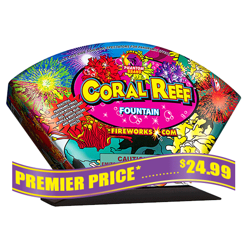 Coral Reef Fountain