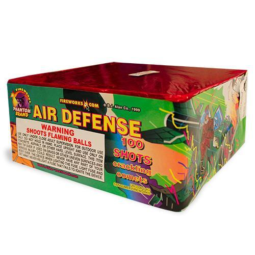 200 Gram Fireworks Repeater Air Defense